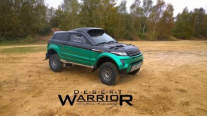 Desert Warrior 3 in RaBe colours