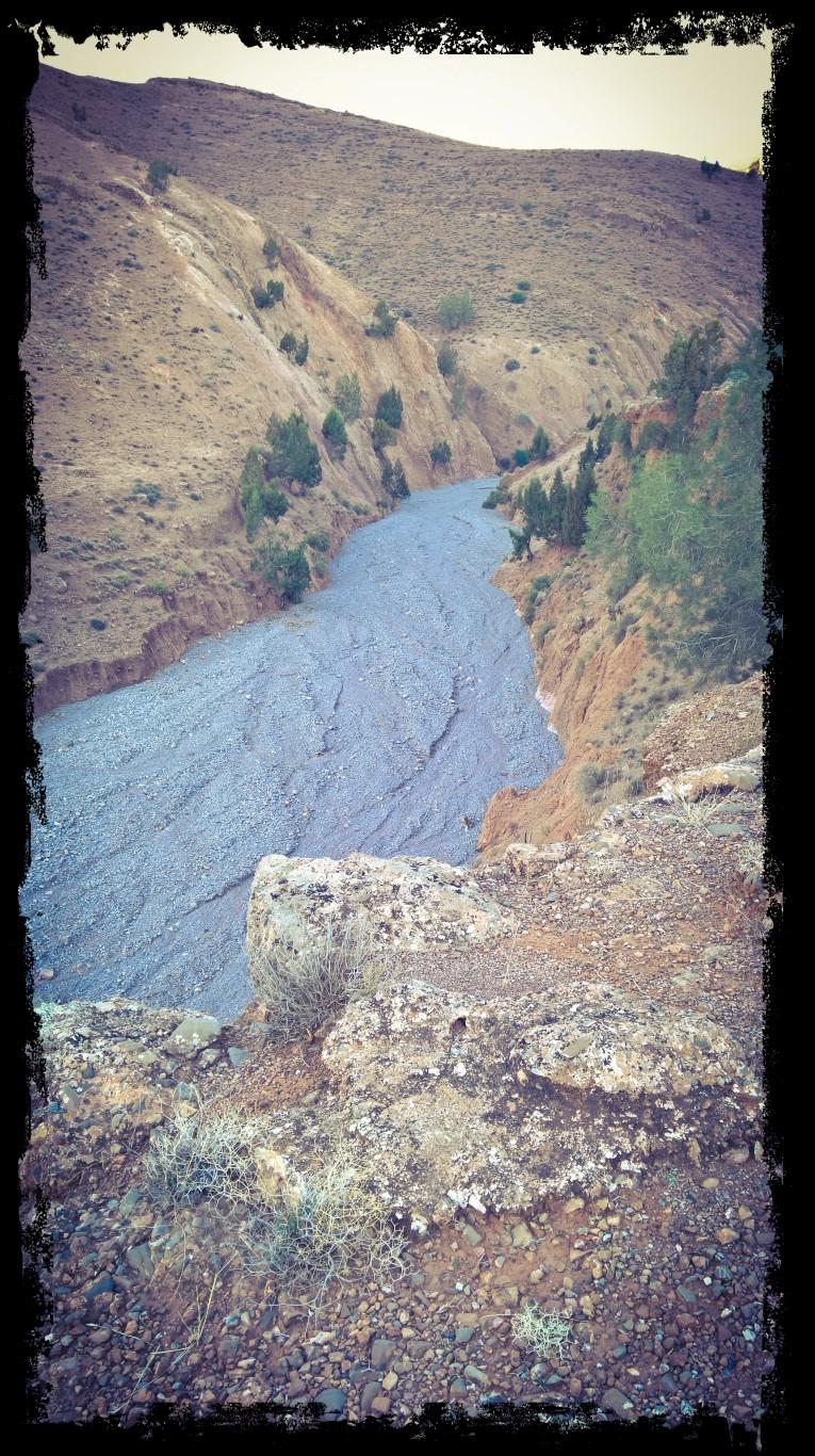 Geology of Morocco