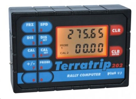 terratrip trip meter for rallyes