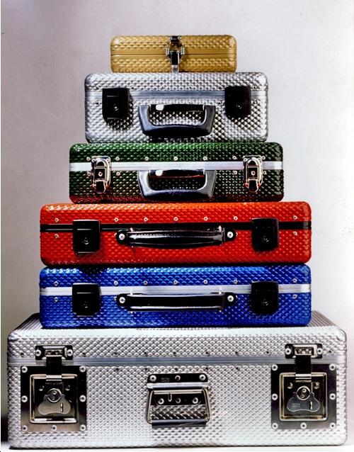 Original Aluminium cases