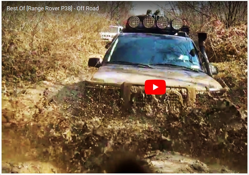 Video of some Range Rover P38's doing there stuff in the dirt