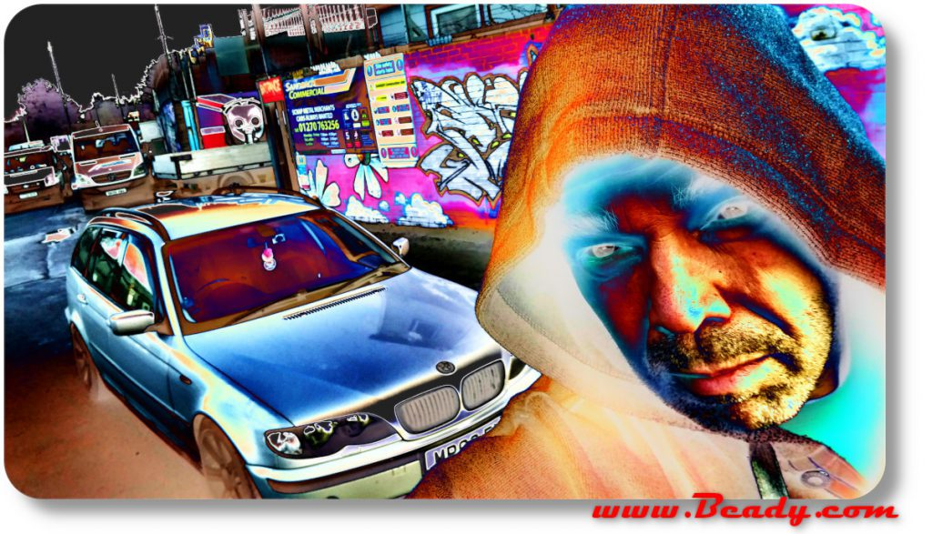 Sandbach car and commercial scrap yard