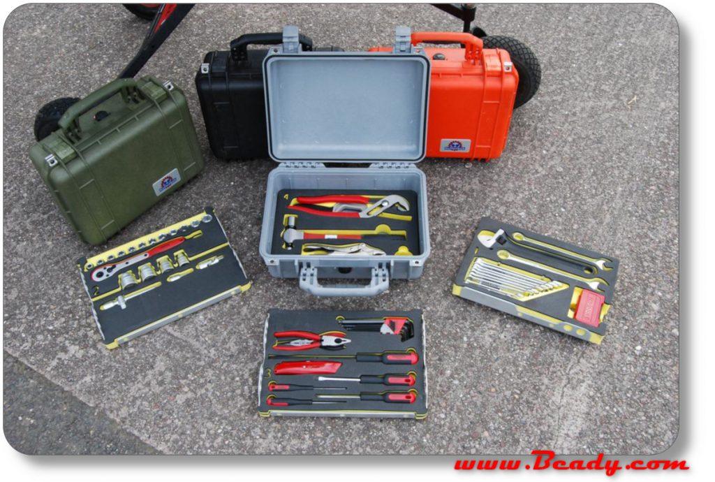 tough toolcases by hellanbak