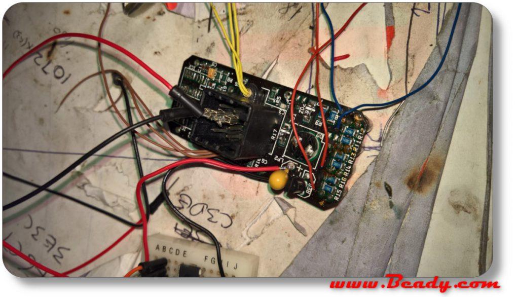 range rover EAS control reprogrammed