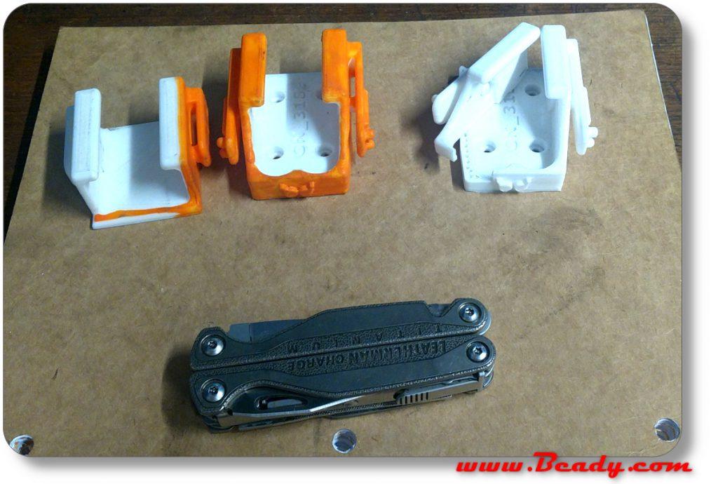 prototype of Leatherman 3d printed