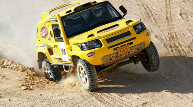 Desert Warrior : best Dakar rally cars : random images