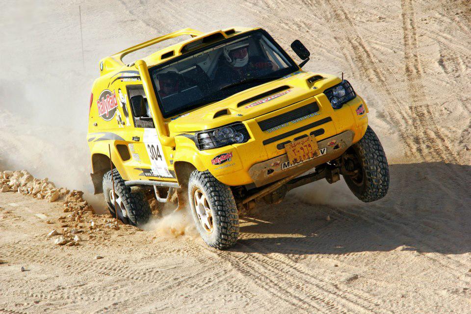 Desert Warrior : best Dakar rally cars : random images