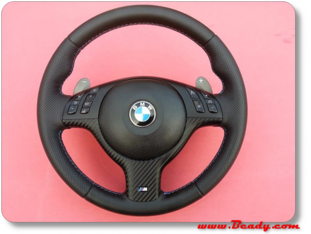BMW MFl steering wheel for range rover K-bus use