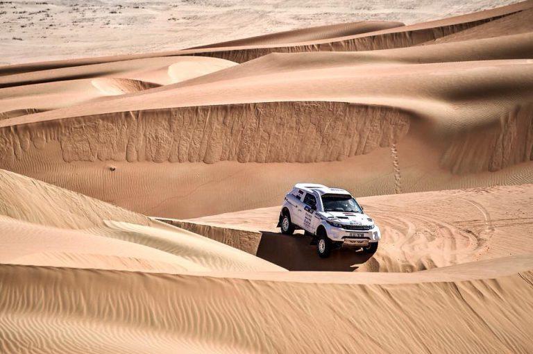 Abu Dhabi Desert Challenge Round up