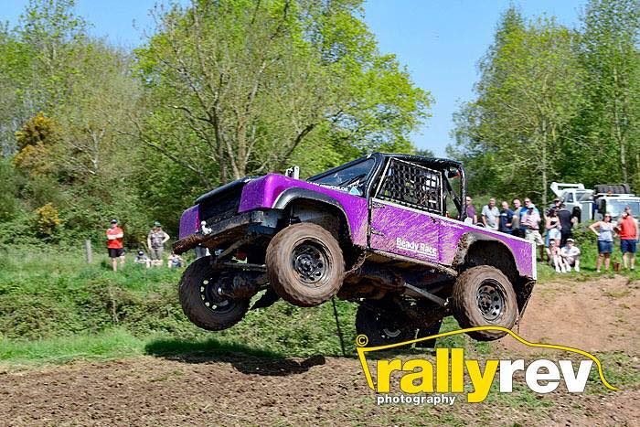Chloe Anna Jones - Baden Hall - Staffordshire and Shropshire Land Rover Club