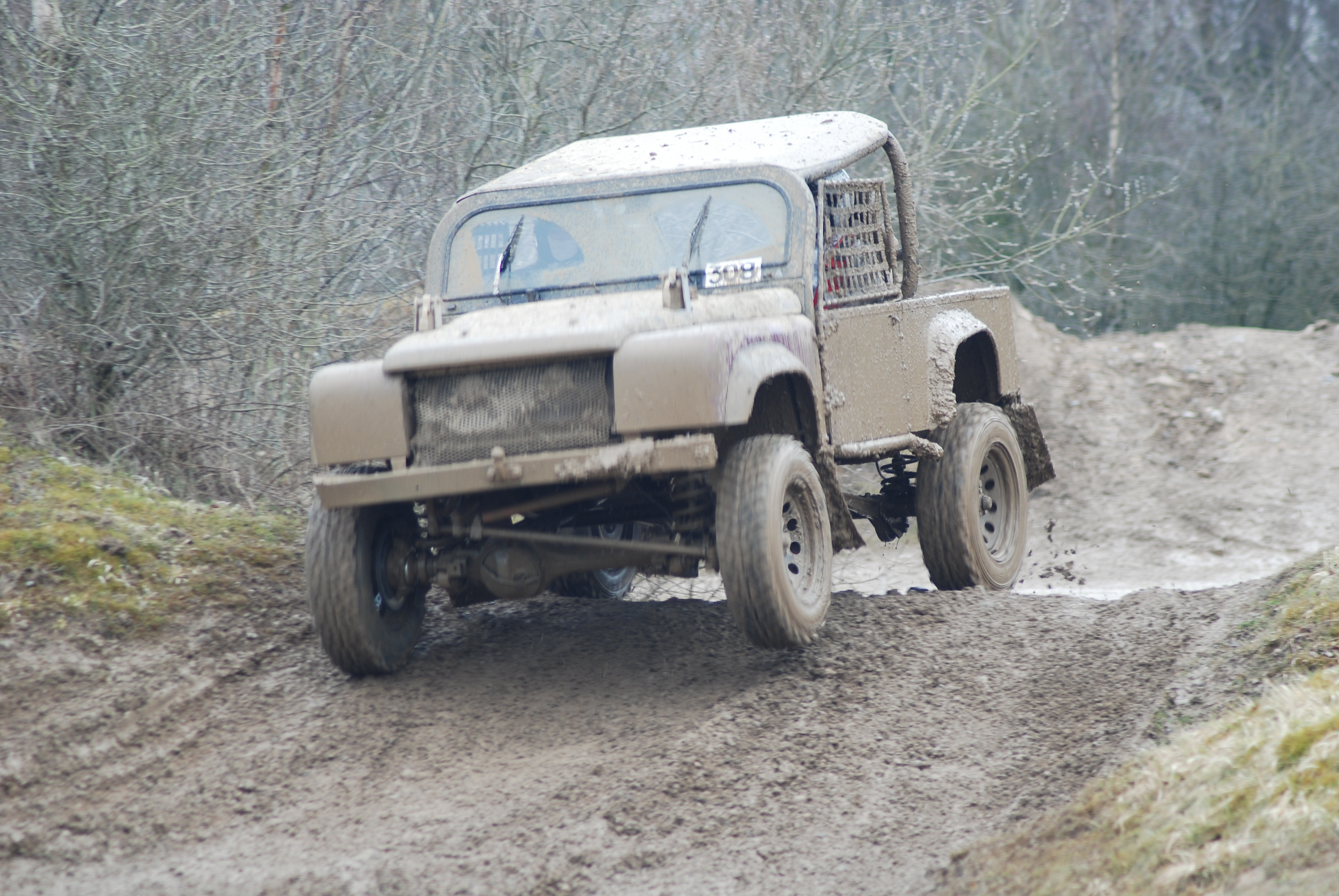 Chloe Jones - Northern Off Road Club