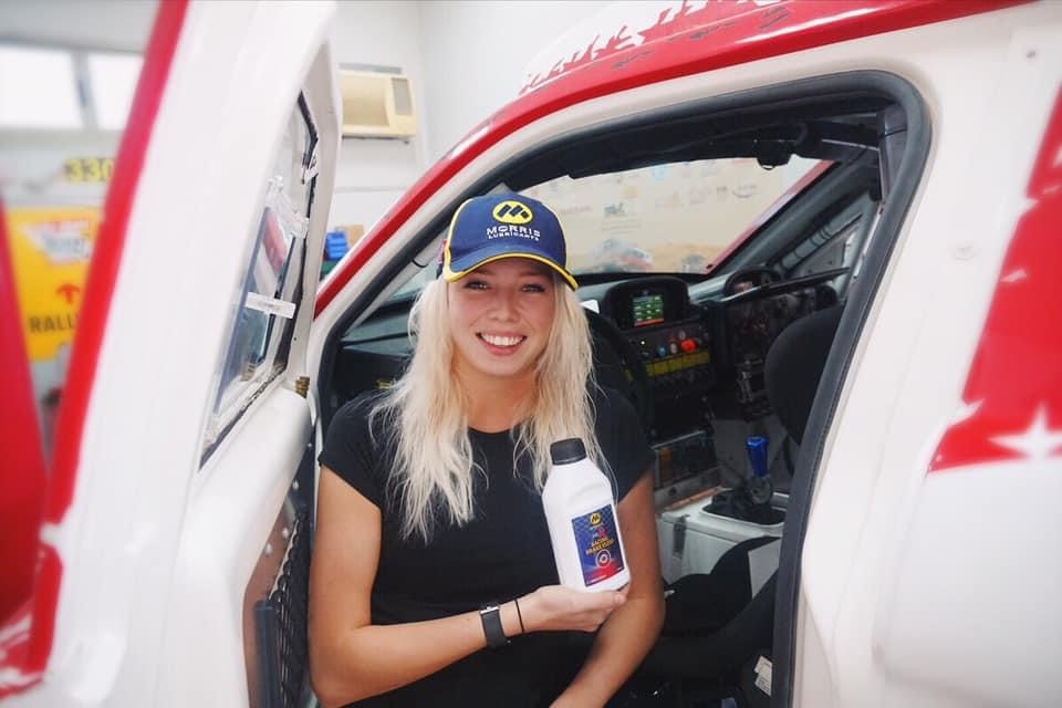 Chloe Anna Jones - Morris Lubricants