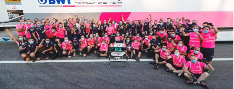 End of my F1 era
